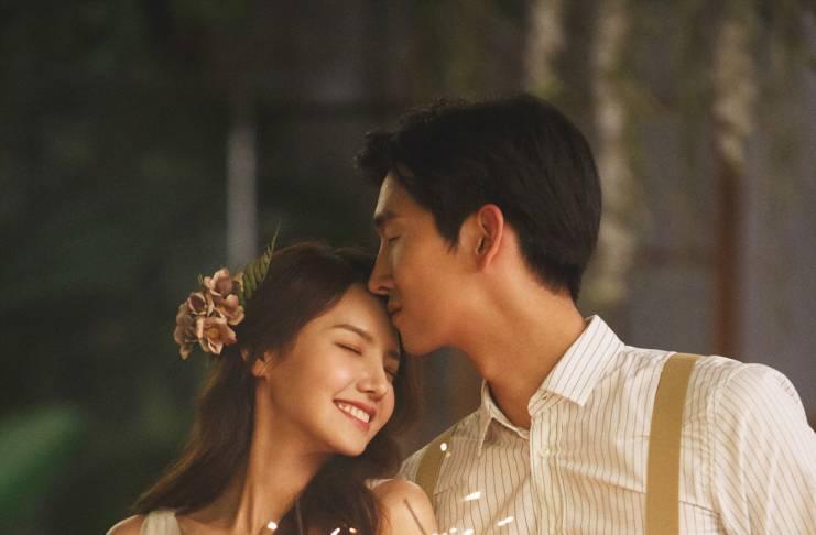 Korea Pre Wedding Photoshoot By Lovingyou