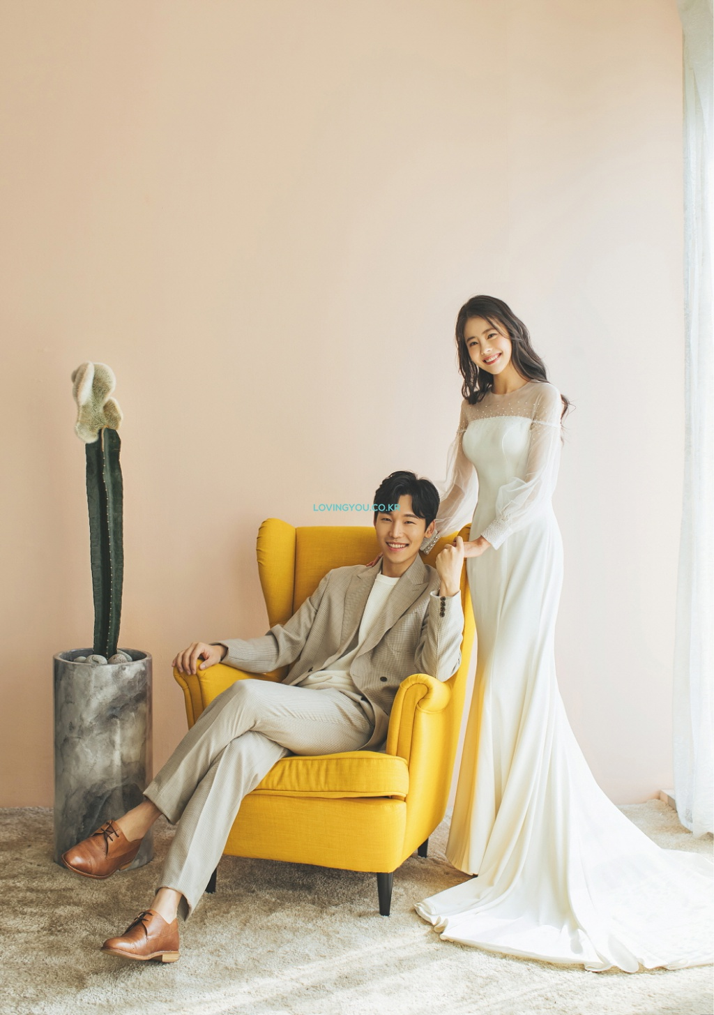 MAY STUDIO [2019] - KOREA PRE WEDDING PHOTOSHOOT by LOVINGYOU